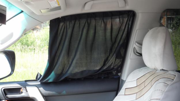 Автомобильные шторки и тонировка стекол в авто
