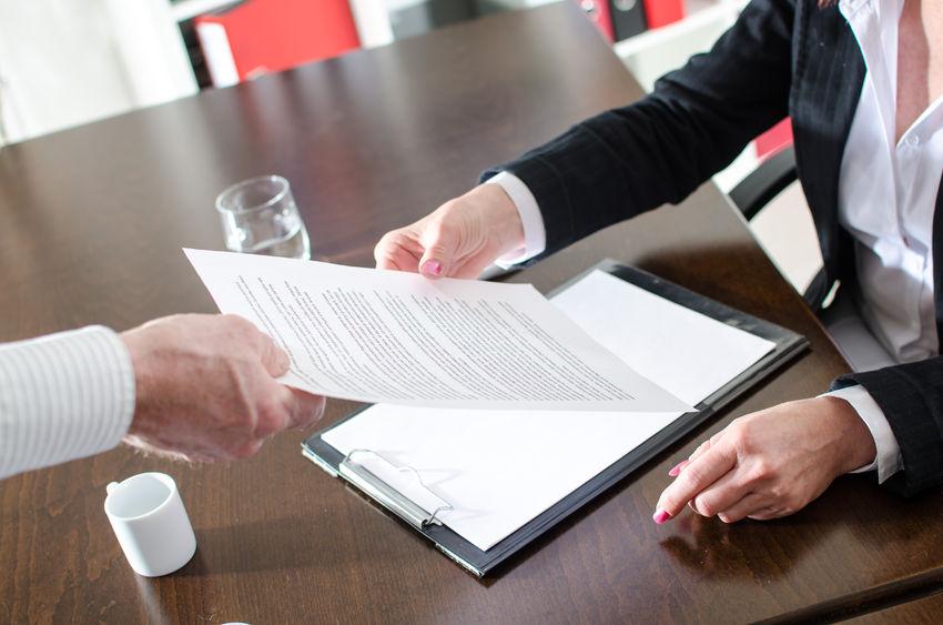 Разработка, анализ и сопровождение договоров