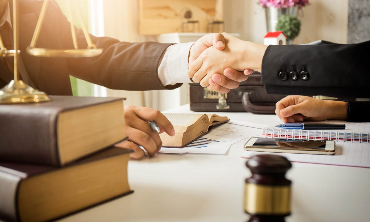 Юридическое сопровождение организаций