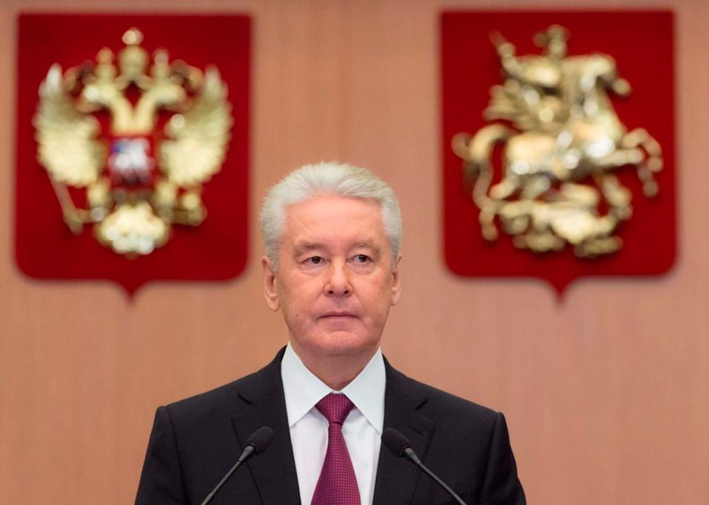 Мэр Москвы Собянин объявил 31 декабря 2020 выходным