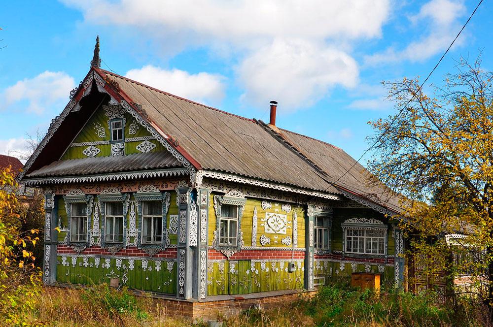 Вступить в наследство на дом в деревне